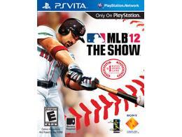 MLB 12: The Show PS Vita