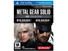 Metal Gear Solid HD Collection PS Vita Usado