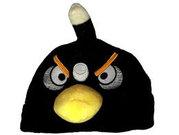 Gorro Angry Birds Black