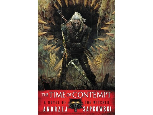 The Time of Contempt The Witcher (ING) Libro
