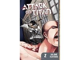 Attack on Titan v02 (ING/TP) Comic