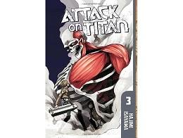 Attack on Titan v03 (ING/TP) Comic