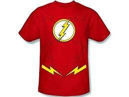 Polera Flash New 52 Costume