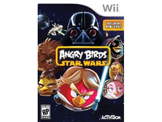 Angry Birds: Star Wars Wii Usado