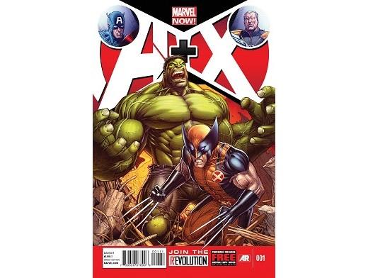 A Plus X #1 (ING/CB) Comic