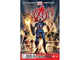 Avengers #1 (ING/CB) Comic