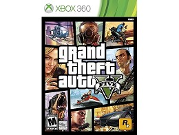 Grand Theft Auto GTA V XBOX 360