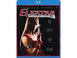Elektra Director's Cut Blu-Ray