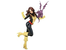 Estatua Kotobukiya Marvel Comics X-Men Kitty Pryde