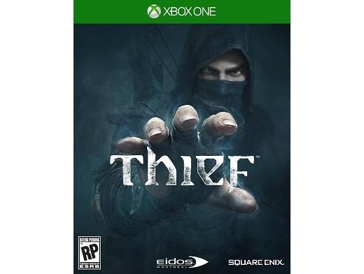 Thief XBOX ONE Usado
