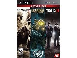 2K Power Pack PS3
