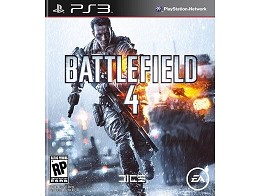 Battlefield 4 PS3 Usado