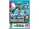 New Super Mario Bros U +Super Luigi Bros U Wii U Usado