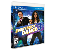 Everybody Dance 3 PS3 Usado
