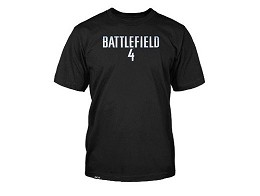 Polera Jinx: Battlefield 4 Logo