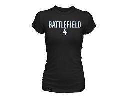 Polera Jinx: Battlefield 4 Logo (mujer)