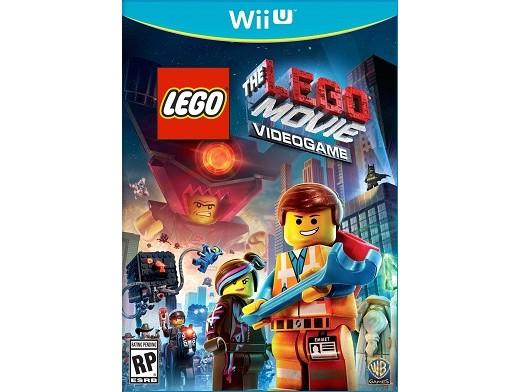 The Lego Movie Videogame Wii U Usado