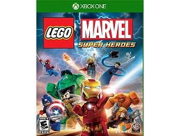 Lego Marvel Super Heroes XBOX ONE Usado