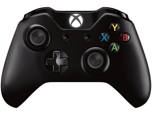 Control Inalámbrico Negro XBOX ONE