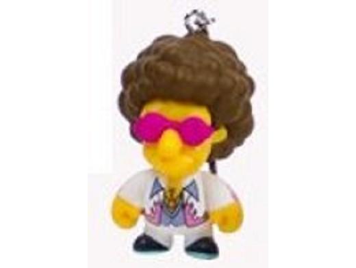 Llavero The Simpsons - Disco Stu