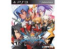 BlazBlue ChronoPhantasma PS3 Usado