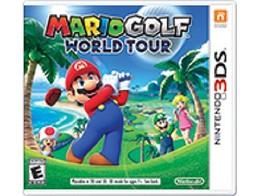 Mario Golf: World Tour 3DS Usado