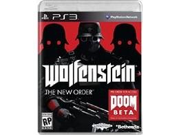 Wolfenstein: The New Order PS3