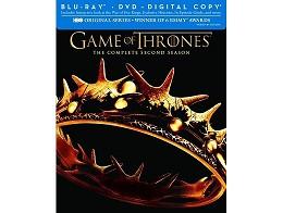 Game of Thrones Second Season USA ver Blu-ray