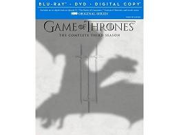 Game of Thrones Third Season USA ver Blu-ray