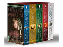 A Game of Thrones Set Completo 1-5 (ING) Libro