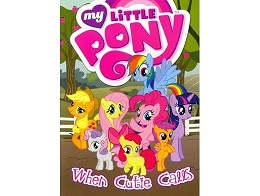 My Little Pony When Cutie Calls (ING/TP) Comic