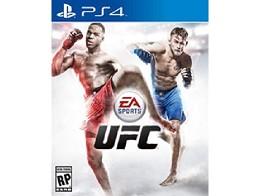 EA Sports UFC PS4 Usado