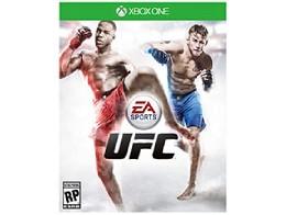 EA Sports UFC XBOX ONE Usado