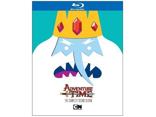 Adventure Time: Season 2 Blu-ray
