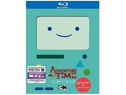 Adventure Time: Season 3 Blu-ray