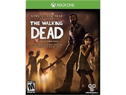 The Walking Dead: Game of the Year Ed. XBOX ONE
