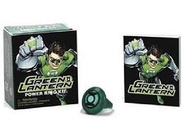 Green Lantern Ring Kit