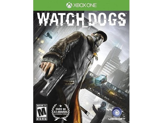 Watchdogs XBOX ONE Usado