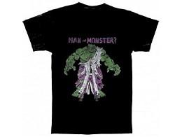 Polera Hulk Man Or Monster