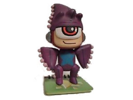 Mini Figura Scribblenauts Unmasked Starro Maxwell