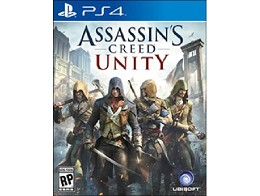 Assassin's Creed: Unity PS4 Usado