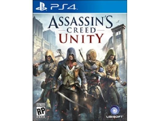 Assassin's Creed: Unity PS4 Usado