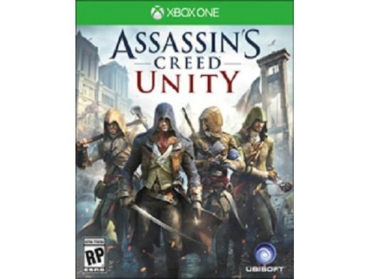 Assassin's Creed: Unity XBOX ONE Usado