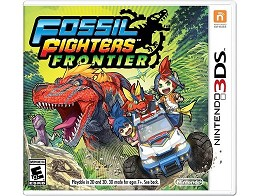 Fossil Fighters Frontier 3DS Usado