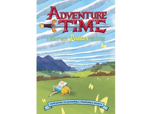 Adventure Time Totally Math PColl (ING) Libro