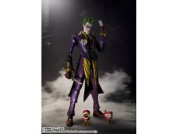 The Joker - Injustice Ver. S.H.Figuarts
