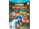 Sonic Boom Rise of Lyric Wii U Usado