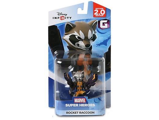 Disney Infinity: MSH (2.0 Ed)Figura Rocket Raccoon