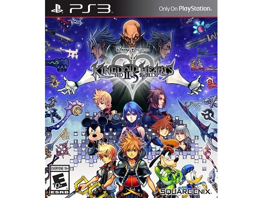 Kingdom Hearts HD II.5 ReMIX PS3