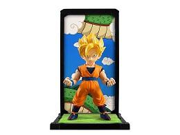 Figura Tamashii Buddies Super Saiyan Son Goku DBZ